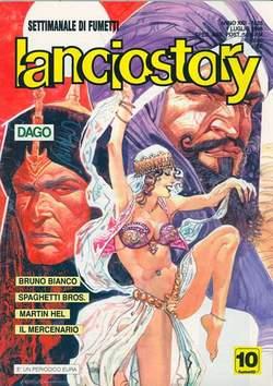 Copertina LANCIOSTORY ANNO 22 n.26 - LANCIOSTORY 1996   26, EDITORIALE AUREA