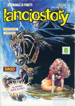 Copertina LANCIOSTORY ANNO 22 n.44 - LANCIOSTORY 1996   44, EDITORIALE AUREA