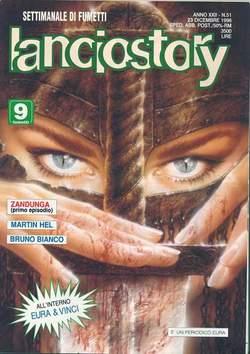 Copertina LANCIOSTORY ANNO 22 n.51 - LANCIOSTORY 1996   51, EDITORIALE AUREA