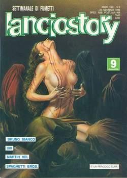 Copertina LANCIOSTORY ANNO 22 n.3 - LANCIOSTORY 1996    3, EDITORIALE AUREA