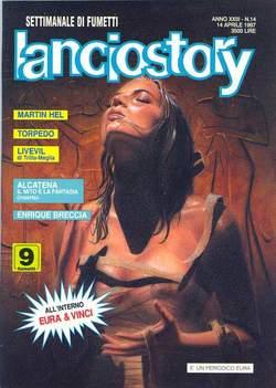 Copertina LANCIOSTORY ANNO 23 n.14 - LANCIOSTORY 1997   14, EDITORIALE AUREA