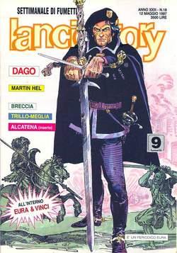 Copertina LANCIOSTORY ANNO 23 n.18 - LANCIOSTORY 1997   18, EDITORIALE AUREA