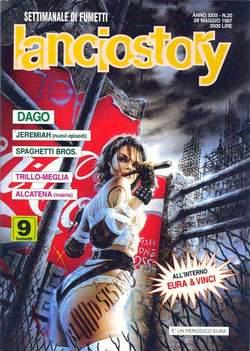 Copertina LANCIOSTORY ANNO 23 n.20 - LANCIOSTORY 1997   20, EDITORIALE AUREA