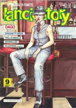 Copertina LANCIOSTORY ANNO 23 n.29 - LANCIOSTORY 1997   29, EDITORIALE AUREA