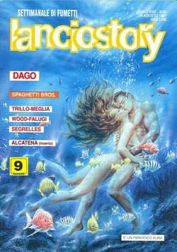 Copertina LANCIOSTORY ANNO 23 n.30 - LANCIOSTORY 1997   30, EDITORIALE AUREA