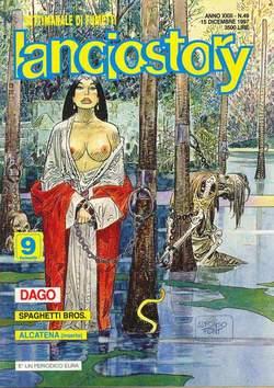 Copertina LANCIOSTORY ANNO 23 n.49 - LANCIOSTORY 1997   49, EDITORIALE AUREA