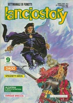 Copertina LANCIOSTORY ANNO 23 n.7 - LANCIOSTORY 1997    7, EDITORIALE AUREA