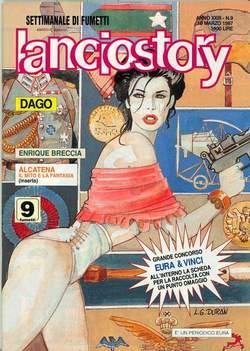 Copertina LANCIOSTORY ANNO 23 n.9 - LANCIOSTORY 1997    9, EDITORIALE AUREA