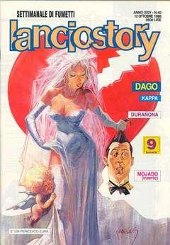 Copertina LANCIOSTORY ANNO 24 n.40 - LANCIOSTORY 1998   40, EDITORIALE AUREA