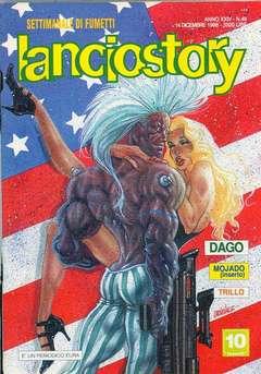 Copertina LANCIOSTORY ANNO 24 n.49 - LANCIOSTORY 1998   49, EDITORIALE AUREA