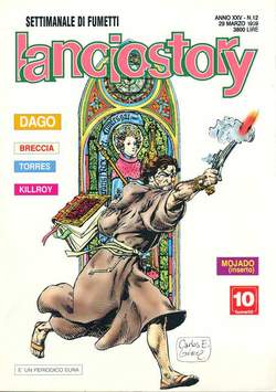 Copertina LANCIOSTORY ANNO 25 n.12 - LANCIOSTORY 1999   12, EDITORIALE AUREA