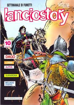 Copertina LANCIOSTORY ANNO 25 n.29 - LANCIOSTORY 1999   29, EDITORIALE AUREA