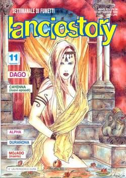 Copertina LANCIOSTORY ANNO 25 n.36 - LANCIOSTORY 1999   36, EDITORIALE AUREA