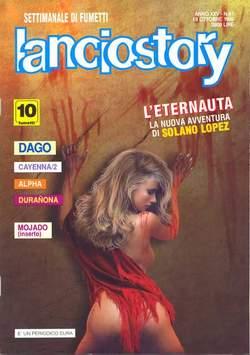 Copertina LANCIOSTORY ANNO 25 n.41 - LANCIOSTORY 1999   41, EDITORIALE AUREA