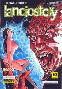 Copertina LANCIOSTORY ANNO 25 n.45 - LANCIOSTORY 1999   45, EDITORIALE AUREA