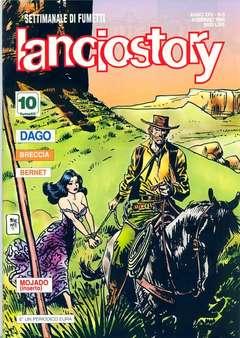 Copertina LANCIOSTORY ANNO 25 n.5 - LANCIOSTORY 1999    5, EDITORIALE AUREA