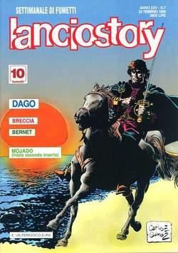 Copertina LANCIOSTORY ANNO 25 n.7 - LANCIOSTORY 1999    7, EDITORIALE AUREA