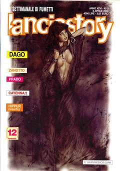 Copertina LANCIOSTORY ANNO 26 n.13 - LANCIOSTORY 2000   13, EDITORIALE AUREA