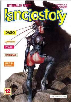 Copertina LANCIOSTORY ANNO 26 n.14 - LANCIOSTORY 2000   14, EDITORIALE AUREA