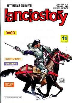Copertina LANCIOSTORY ANNO 26 n.18 - LANCIOSTORY 2000   18, EDITORIALE AUREA