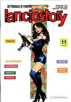 Copertina LANCIOSTORY ANNO 26 n.19 - LANCIOSTORY 2000   19, EDITORIALE AUREA
