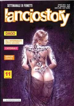 Copertina LANCIOSTORY ANNO 26 n.20 - LANCIOSTORY 2000   20, EDITORIALE AUREA