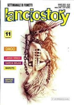 Copertina LANCIOSTORY ANNO 26 n.23 - LANCIOSTORY 2000   23, EDITORIALE AUREA