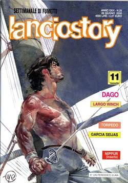 Copertina LANCIOSTORY ANNO 26 n.25 - LANCIOSTORY 2000   25, EDITORIALE AUREA