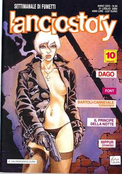 Copertina LANCIOSTORY ANNO 26 n.30 - LANCIOSTORY 2000   30, EDITORIALE AUREA
