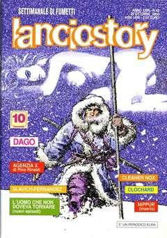 Copertina LANCIOSTORY ANNO 26 n.42 - LANCIOSTORY 2000   42, EDITORIALE AUREA