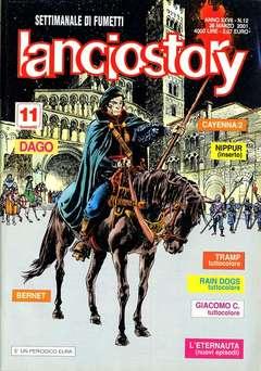 Copertina LANCIOSTORY ANNO 27 n.12 - LANCIOSTORY 2001   12, EDITORIALE AUREA
