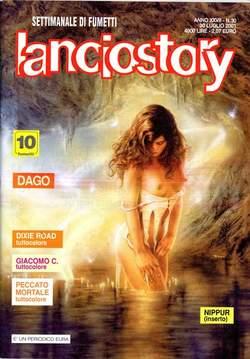Copertina LANCIOSTORY ANNO 27 n.30 - LANCIOSTORY 2001   30, EDITORIALE AUREA