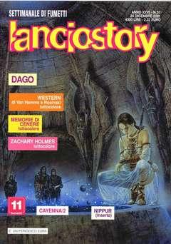 Copertina LANCIOSTORY ANNO 27 n.51 - LANCIOSTORY 2001   51, EDITORIALE AUREA