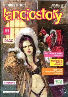 Copertina LANCIOSTORY ANNO 27 n.52 - LANCIOSTORY 2001   52, EDITORIALE AUREA