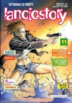 Copertina LANCIOSTORY ANNO 27 n.4 - LANCIOSTORY 2001    4, EDITORIALE AUREA