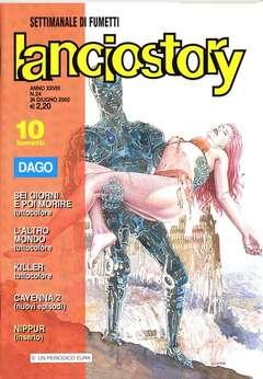 Copertina LANCIOSTORY ANNO 28 n.24 - LANCIOSTORY 2002   24, EDITORIALE AUREA