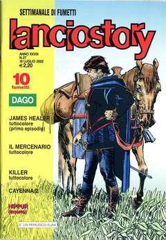 Copertina LANCIOSTORY ANNO 28 n.27 - LANCIOSTORY 2002   27, EDITORIALE AUREA