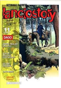 Copertina LANCIOSTORY ANNO 28 n.30 - LANCIOSTORY 2002   30, EDITORIALE AUREA