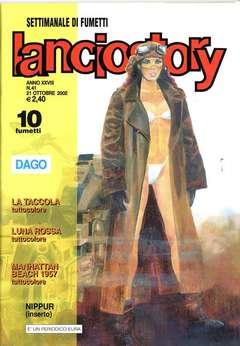 Copertina LANCIOSTORY ANNO 28 n.41 - LANCIOSTORY 2002   41, EDITORIALE AUREA