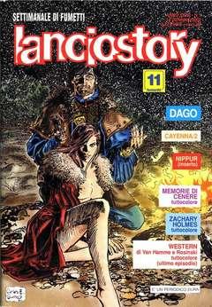 Copertina LANCIOSTORY ANNO 28 n.1 - LANCIOSTORY 2002    1, EDITORIALE AUREA