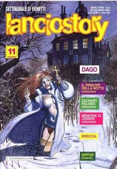 Copertina LANCIOSTORY ANNO 28 n.3 - LANCIOSTORY 2002    3, EDITORIALE AUREA