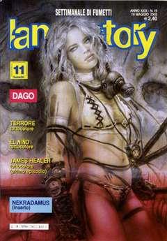 Copertina LANCIOSTORY ANNO 29 n.19 - LANCIOSTORY 2003   19, EDITORIALE AUREA