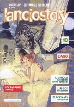 Copertina LANCIOSTORY ANNO 29 n.22 - LANCIOSTORY 2003   22, EDITORIALE AUREA