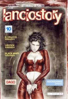 Copertina LANCIOSTORY ANNO 29 n.23 - LANCIOSTORY 2003   23, EDITORIALE AUREA