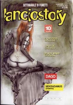 Copertina LANCIOSTORY ANNO 29 n.27 - LANCIOSTORY 2003   27, EDITORIALE AUREA