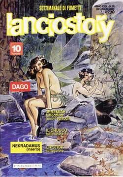 Copertina LANCIOSTORY ANNO 29 n.29 - LANCIOSTORY 2003   29, EDITORIALE AUREA