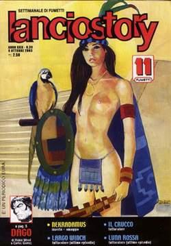 Copertina LANCIOSTORY ANNO 29 n.39 - LANCIOSTORY 2003   39, EDITORIALE AUREA