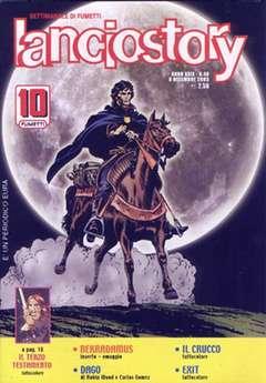 Copertina LANCIOSTORY ANNO 29 n.48 - LANCIOSTORY 2003   48, EDITORIALE AUREA