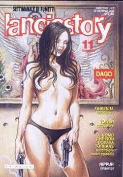 Copertina LANCIOSTORY ANNO 29 n.2 - LANCIOSTORY 2003    2, EDITORIALE AUREA