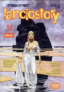 Copertina LANCIOSTORY ANNO 29 n.3 - LANCIOSTORY 2003    3, EDITORIALE AUREA
